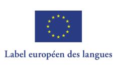 Logo label européen des langues