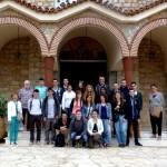 Voyage en Grèce pour nos Rhétos