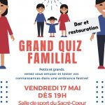 Grand quiz familial
