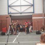 Concert de musique d'action paysanne