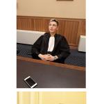 Au tribunal !