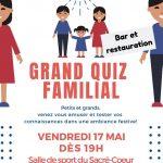 Grand quiz familial